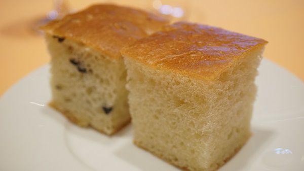リストランテ ル・ミディひらまつのパン・フォカッチャ