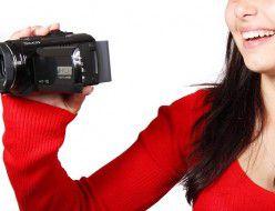 一人でできる撮影方法