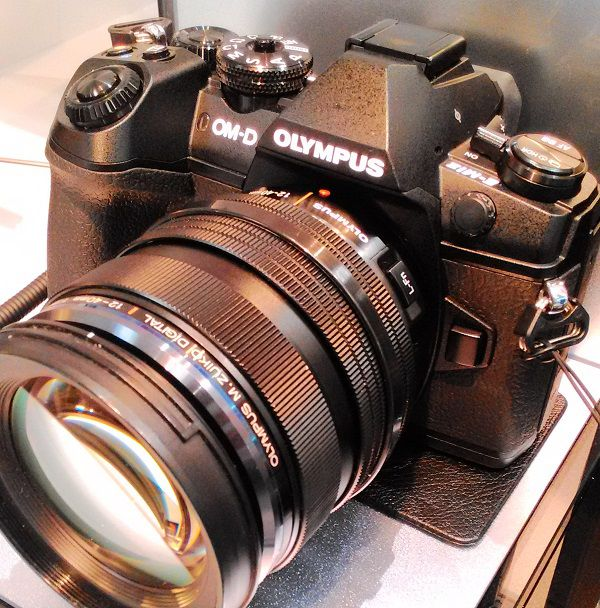 OM-D E-M1 Mark2見てきたよ。オリンパスプラザ大阪でカメラレビュー