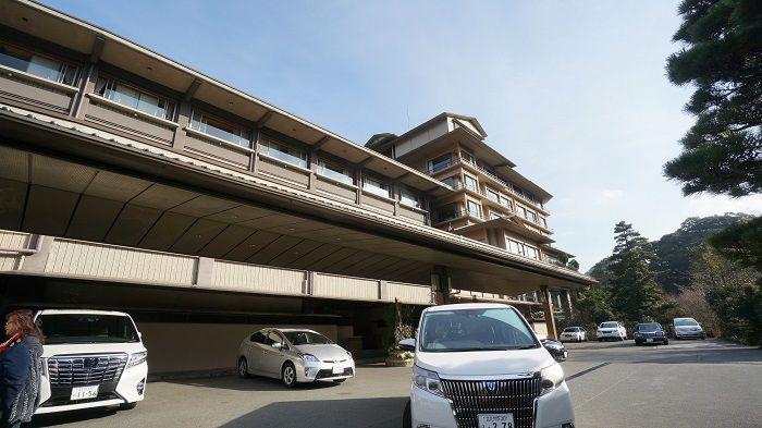 大谷山荘に泊まったらオススメのスポット 長門~元ノ隅稲成神社