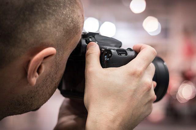 カメラの使い方