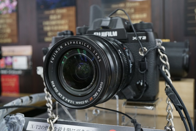 FUJIFILM X-T2の交換レンズ人気ランキングベスト4