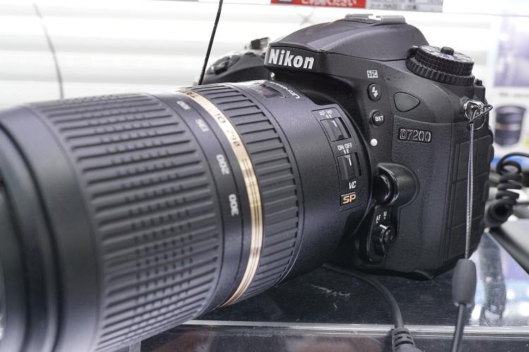 D7200の交換レンズ人気ランキングベスト4