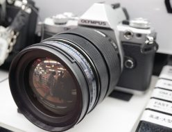 OM-D E-M5 mark2の動画撮影で人気の交換レンズはどれ?