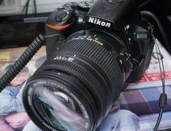 Nikon D5500の交換レンズ人気ランキングベスト4