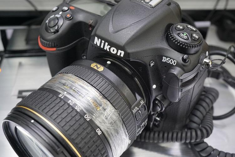 Nikon D500の交換レンズ人気ランキングベスト4