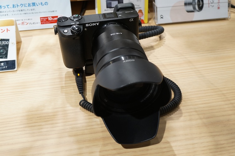 α6300の交換レンズ人気ランキングベスト4
