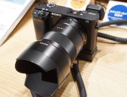 α6300の動画撮影で人気の交換レンズはどれ?