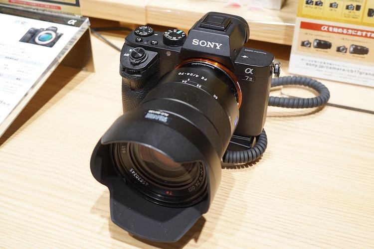 ソニーα7Ⅱの交換レンズ人気ランキングベスト4