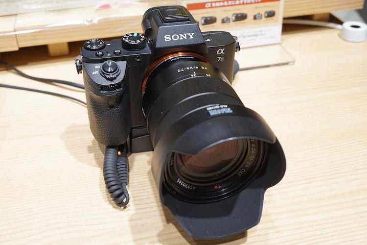 ソニーα7Ⅱの動画撮影で人気の交換レンズはどれ?
