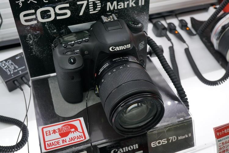 EOS7D Mark2,動画撮影