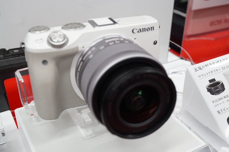 EOS M3の交換レンズ人気ランキングベスト4