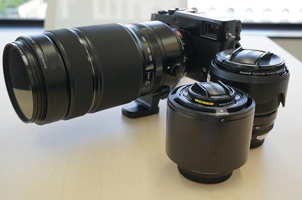 X-Pro2,レンタル