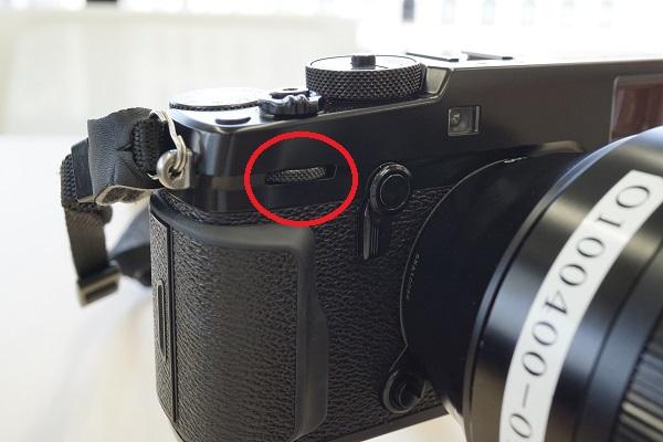 X-Pro2,ダイヤル操作,フロントダイヤル
