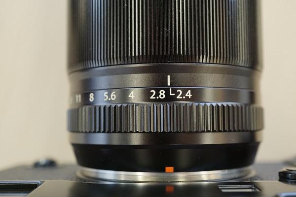 富士フィルム 単焦点マクロレンズ XF60mm F2.4 R Macro